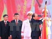 阮春福总理出席农业学院建院60周年庆典