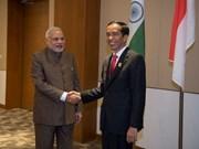 印度尼西亚与印度促进经济和航行合作 呼吁和平解决东海争端
