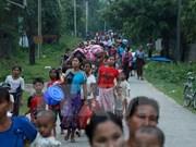 缅甸呼吁东盟就罗兴亚族问题召开紧急会议