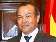 旅外越南人国家委员会主任武鸿南会见旅居澳门越南人社群代表