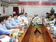 越南人民军队第四军区与老挝沙湾拿吉省特别工作委员会有效开展烈士遗骸寻找归宿任务