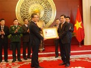 越南驻华大使馆荣获一级劳动勋章