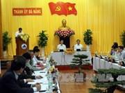 武文赏同志:岘港市应注重干部工作及青年和女性干部培训工作
