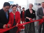 设在越南岘港市的英国和澳大利亚签证申请中心正式落成