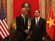 2016年越南外交及与一些伙伴关系的特殊里程碑