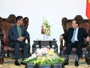 政府总理阮春福会见东帝汶驻越大使