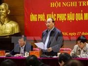 阮春福总理:决不让洪水灾区受灾群众挨饿受冻