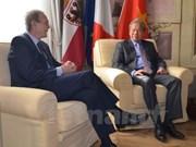 意大利特伦托自治省希望与越南富寿省加强合作关系