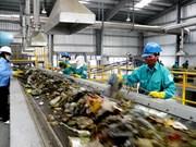 法国企业拟在同奈省投资兴建总额为2亿欧元的垃圾发电厂