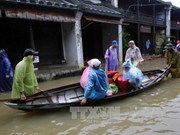 洪灾造成越南中部和西原地区经济损失高达6080亿越盾