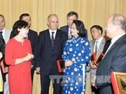 越南联合国教科文组织协会联合会为落实党和国家外交路线作出积极贡献