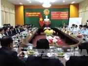 越南永隆省同柬埔寨班迭棉吉省加强合作