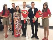越捷航空起飞5周年:Sky Connection国际音乐节亮相胡志明市
