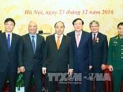 阮春福总理:努力做好法律审核工作 打立法工作中利益集团