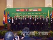 范平明副总理出席澜沧江—湄公河合作第二次外长会