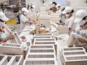 平阳省出口金额增长逾16%
