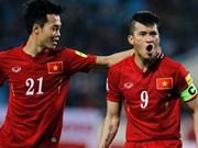 FIFA年终排名:越南队下降5位 居世界第134位