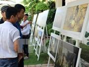 通过2016年遗产行程摄影展推介越南形象