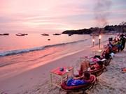 越南参加柬埔寨第5届海洋节