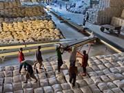老挝拟扩大对中国的大米出口