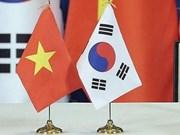 越韩第五次防务政策对话在河内举行