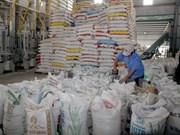 越南政府同意延长与菲律宾大米贸易协议期限