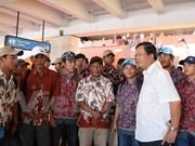 越南驻印尼大使黄英俊:多措并举解决渔民非法捕鱼问题