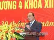 阮春福总理:政府办公厅干部党员应努力学习 不断提高工作能力和业务水平