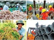2016年越南经济社会发展主要指标落实结果揭晓