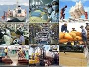 2017年越南出口前景明朗