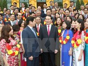 越南国家主席陈大光:深入贯彻落实企业结构调整任务