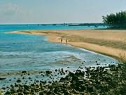平顺省努力推进富贵岛旅游发展