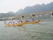 恢复芒勒市镇赛船节保护民族文化价值