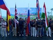 2017年旅居海外越南人高尔夫球锦标赛在清化省开赛