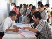 胡志明市:2017年第一季度就业机会大幅增加