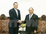 越南政府总理阮春福会见捷克驻越南特命全权大使