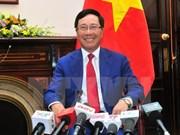 2016年越南外交活动成果丰硕