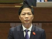 工商部部长陈俊英:将为大米出口商扩大经营机会