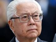 新加坡总统陈庆炎即将对柬埔寨和老挝进行国事访问
