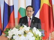 """东盟秘书长黎良明:东盟愿与中国加快""""东海行为准则""""磋商进程"""