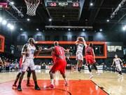 2017年泰国篮球超级联赛:河内水牛队击败泰国Dunkin'Raptors队