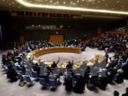 越南呼吁联合国优先制定预防冲突的长期战略