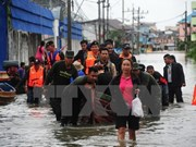泰国南部水灾致严重的人员和财产损失