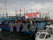 菲律宾一渔船遭袭致8人遇难