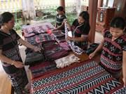 达渥族土锦纺织业被列入国家级非物质文化遗产名录