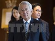 菲外长:《东海行为准则》有望在2017年年中达成一致