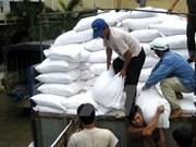 越南政府给12省发放大米 确保贫困群众过一个温饱春节