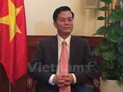 越南外交部副部长:经贸投资合作是越美关系的核心
