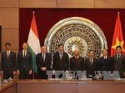 促进越南与匈牙利多方面的合作
