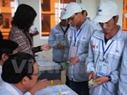 越南对外输出劳务人员连续三年超过10万人